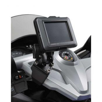 Ensemble de fixation réglable pour GPS (pour guidon de série)