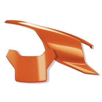 Ensemble de panneaux exclusif - Orange brasier