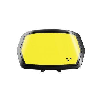 Décalque pour déflecteur de console - Jaune électrique