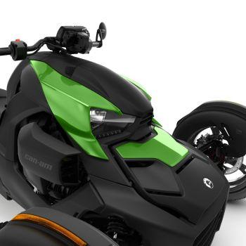 Ensemble de panneaux exclusif - Vert supersonique - Limited Edition