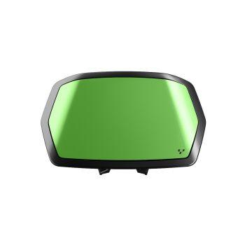 Décalque pour déflecteur de console - Vert supersonique