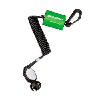 Cordon pour clé d'apprentissage - Vert