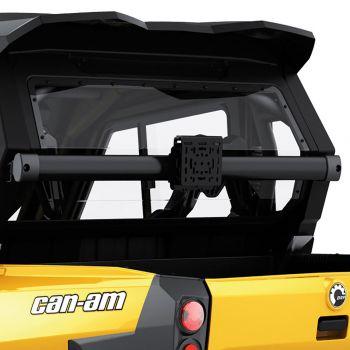 Adaptateur de barre à équipement pour fenêtre arrière
