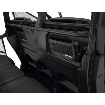Filets de rangement pour le siège arrière