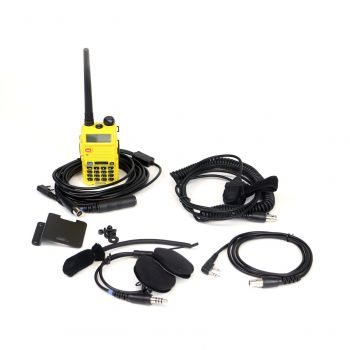 Système de communication inter véhicule Rugged Radios