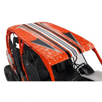 Toit en aluminium Lonestar Racing