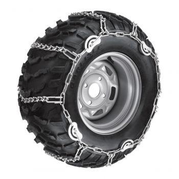 Ensemble de chaînes pour pneus arrière